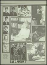 1982 Cape Fear Academy Yearbook Page 42 & 43
