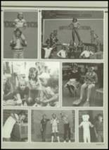1982 Cape Fear Academy Yearbook Page 50 & 51