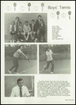 1982 Cape Fear Academy Yearbook Page 68 & 69