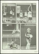 1982 Cape Fear Academy Yearbook Page 70 & 71