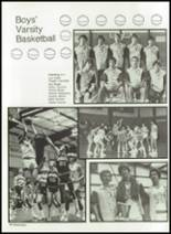 1982 Cape Fear Academy Yearbook Page 72 & 73