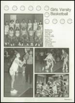 1982 Cape Fear Academy Yearbook Page 74 & 75
