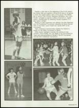 1982 Cape Fear Academy Yearbook Page 76 & 77