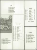 1982 Cape Fear Academy Yearbook Page 78 & 79