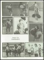 1982 Cape Fear Academy Yearbook Page 82 & 83