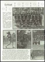 1982 Cape Fear Academy Yearbook Page 84 & 85