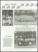 1982 Cape Fear Academy Yearbook Page 86 & 87