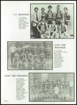 1982 Cape Fear Academy Yearbook Page 88 & 89