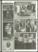 1982 Cape Fear Academy Yearbook Page 92 & 93