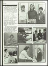 1982 Cape Fear Academy Yearbook Page 98 & 99