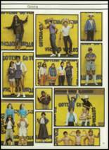 1982 Cape Fear Academy Yearbook Page 102 & 103
