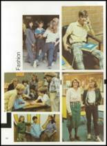 1982 Cape Fear Academy Yearbook Page 110 & 111