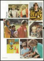 1982 Cape Fear Academy Yearbook Page 114 & 115