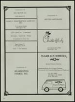 1982 Cape Fear Academy Yearbook Page 146 & 147