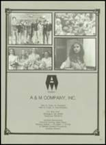 1982 Cape Fear Academy Yearbook Page 150 & 151