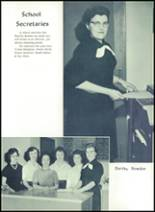1960 Mineral Ridge High School Yearbook Page 10 & 11