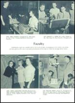 1960 Mineral Ridge High School Yearbook Page 14 & 15