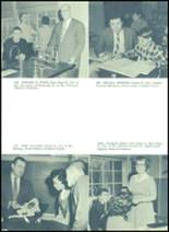 1960 Mineral Ridge High School Yearbook Page 16 & 17