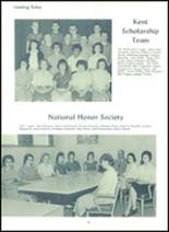 1960 Mineral Ridge High School Yearbook Page 20 & 21
