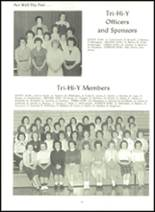 1960 Mineral Ridge High School Yearbook Page 22 & 23