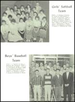1960 Mineral Ridge High School Yearbook Page 40 & 41