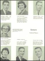 1960 Mineral Ridge High School Yearbook Page 52 & 53