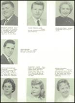 1960 Mineral Ridge High School Yearbook Page 54 & 55