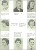 1960 Mineral Ridge High School Yearbook Page 58 & 59