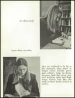 1969 Foxcroft High School Yearbook Page 14 & 15