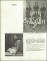 1969 Foxcroft High School Yearbook Page 92 & 93