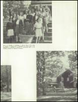 1969 Foxcroft High School Yearbook Page 100 & 101