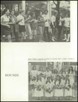 1969 Foxcroft High School Yearbook Page 118 & 119