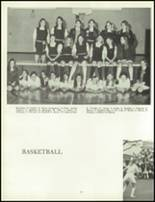 1969 Foxcroft High School Yearbook Page 124 & 125