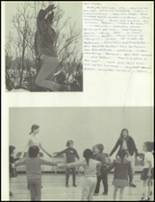 1969 Foxcroft High School Yearbook Page 152 & 153