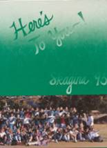 1993 Yearbook Mount Vernon High School