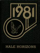 1981 Yearbook Sarah J. Hale Vocational High School