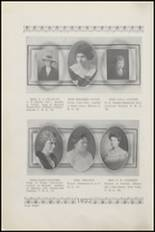 1922 Plainview High School Yearbook Page 14 & 15