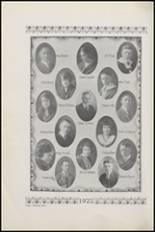 1922 Plainview High School Yearbook Page 38 & 39