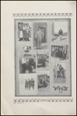 1922 Plainview High School Yearbook Page 100 & 101