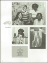 1978 Wheatland-Chili High School Yearbook Page 62 & 63