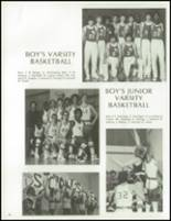1978 Wheatland-Chili High School Yearbook Page 100 & 101