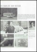 1984 Acme-Delco High School Yearbook Page 54 & 55