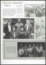 1984 Acme-Delco High School Yearbook Page 62 & 63
