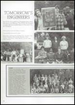 1984 Acme-Delco High School Yearbook Page 74 & 75