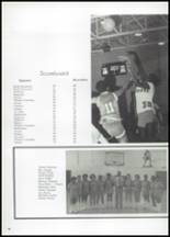 1984 Acme-Delco High School Yearbook Page 100 & 101
