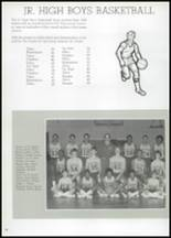 1984 Acme-Delco High School Yearbook Page 102 & 103