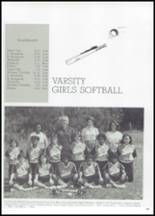 1984 Acme-Delco High School Yearbook Page 104 & 105
