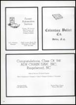 1984 Acme-Delco High School Yearbook Page 132 & 133