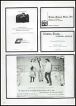1984 Acme-Delco High School Yearbook Page 136 & 137