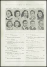 1942 Hope High School Yearbook Page 22 & 23